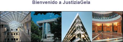 Bienvenido a JustiziaGela